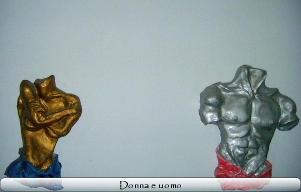 Donna e uomo